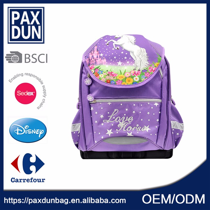 Top Grade Stylish School Bag Girl For High School