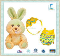 35cm Stuffed Easter Bunny and Egg Toys Easter Gift