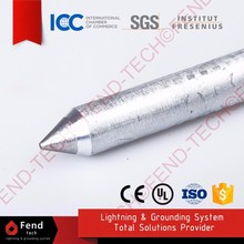 Zinc Clad Steel Ground Rod Earth electrode materials