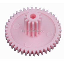 Dongguan manufacturer custom Alibaba China top sale plastic gears