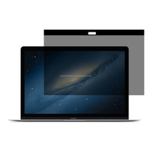 Removable PET screen protector 3m laptop privacy filter for Macbook pro