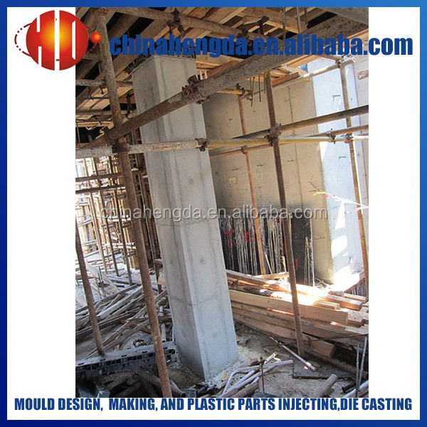 reusable durable net plastic formwork