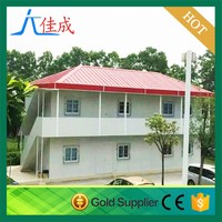 China low cost export prefab house &villa