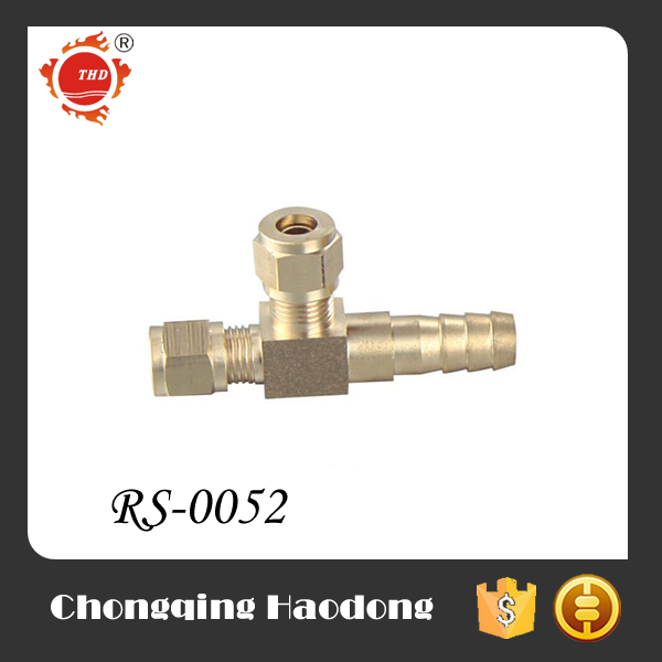 Factory price copper union brass nipple fittings