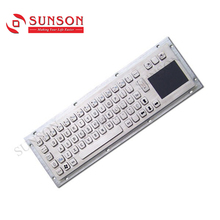 SPC330AM SUNSON OEM factory price metal keyboards for kiosk and industrial equipment, fuel dispenser metal keypad