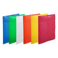 PP Expanding File Standard A4 size Files folder with Elastic Closure for office