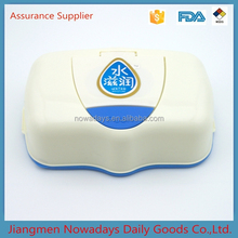 Cheap plastic container for adult wet wipes