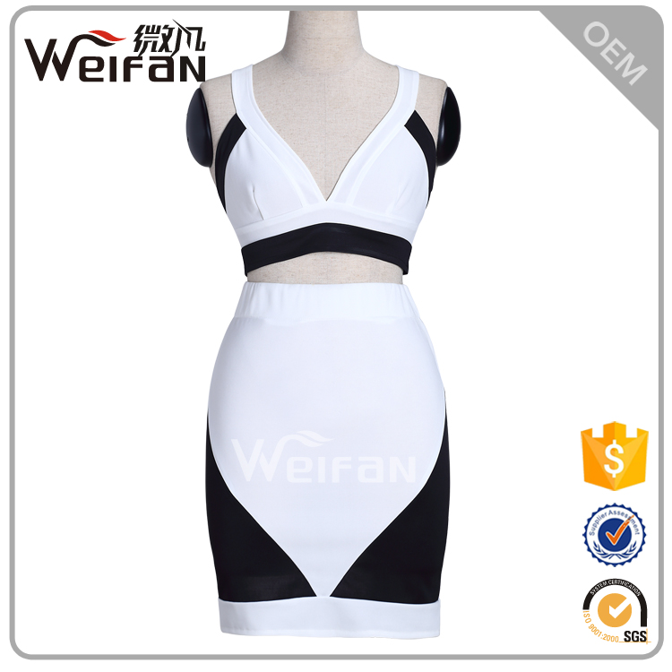 Short Sexy Tight Dance Fashion Mature Women Evening Dress