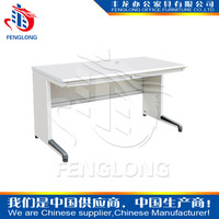 Fenglong fireproof panel office desk legs metal reading desk