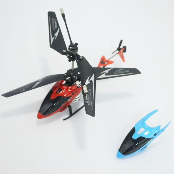 China manufacturer metal 2 channel toys small Alloy helicopter rc crafts for Kids
