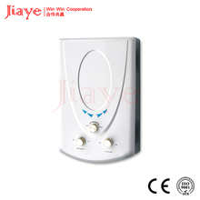 universal white coating tankless gas water heater JY-PGW011