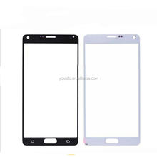 Replacement Original Mobile Phone Front Outer Glass Lens Touch Screen For Samsung Galaxy Note 4 N910