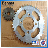 Good quality wholesale china factory WAVE125 motorcycle sprocket chain sprocket