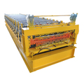 Factory supply metal roofing roll forming machine