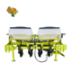 Advanced type precision pneumatic corn seeder and planter