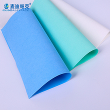medical waterproof sterilization crepe paper wrapping paper