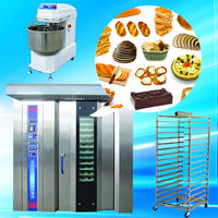 Bakery equipments for sale/electrical deck oven