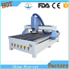 NC-R1325 5 axis CNC router woodworking machine with cylinder rotary