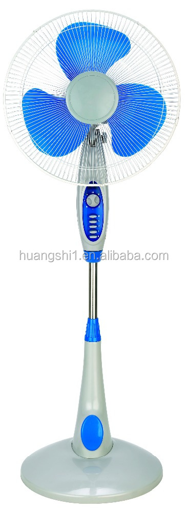 High quality pedestal standing cheap stand fan wholesale with full copper motor