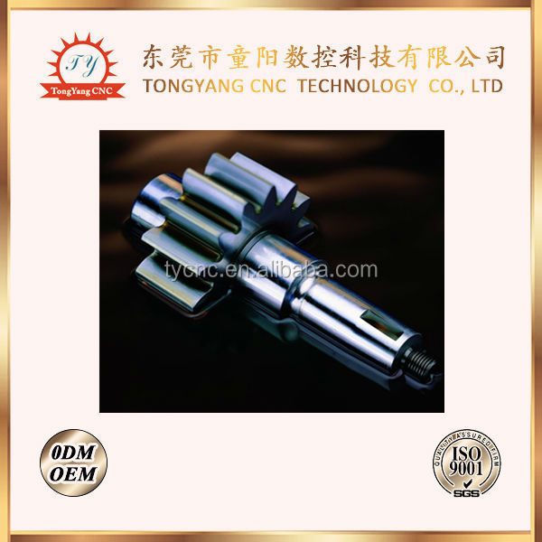 Professional design CNC stainless steel aluminum metal machining parts by CNC, connection parts for machine