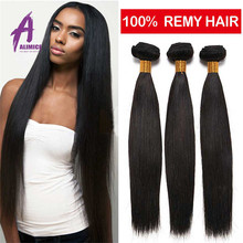 Body Wavy Human Hair Weave For African Americans 8A Grade Remy Human Hair Weft