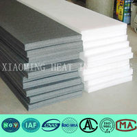 solid fireproof rubber foam insulation tube/soft nbr plastic