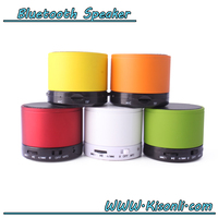Mobile accessories 2016 cheap bluetooth speaker made in china