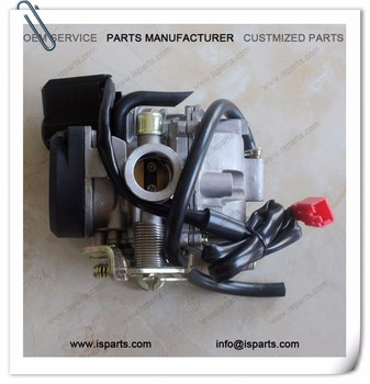 High performance carburetor gy6 50cc-80cc for 2-stroke engine motorized bicycle