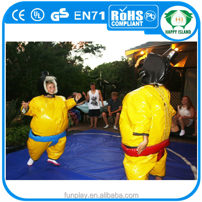 HI inflatable sports games grand sumo