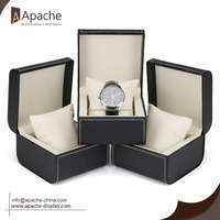 High Quality Leather Gift Watch Packing
