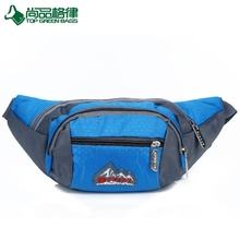 Fashionable Polyester Fanny Pocket Outdoor Sports Hip Bag