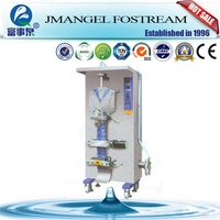 High quality automatic water packing tubular bag machine 10l