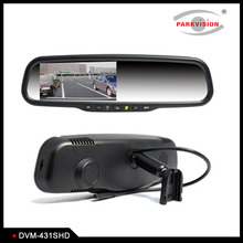 Factory Price HD Dual Camera Car DVR Recorder Black Box Reverse Backup