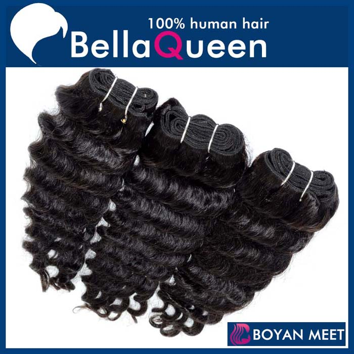 Direct Factory Cheap Wholesale 100g No Silicone Unprocessed Remy Hair quad weft clip in hair