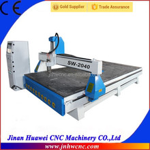 2000*4000mm large table cnc wood router 3d