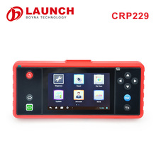 100% Original Launch obd2 Creader CRP229 code scanner price review