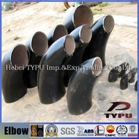 erw carbon steel elbow a234 wpb b16.9 From Alibaba Gold supplier