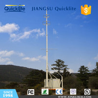 self supporting microwave tower communication tower