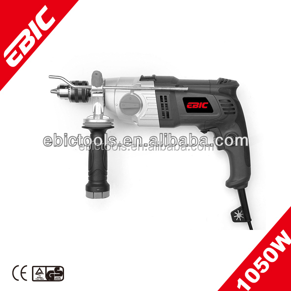1050W China electric drill with bubble level