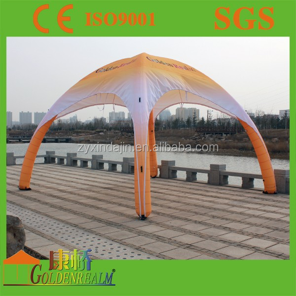 China inflatable dome tent