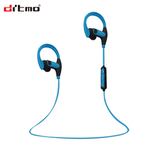 Custom for sport adsorption noise reduction wireless magnetic bluetooth earphone