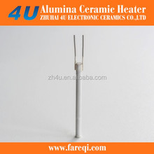 4U thermoelectric heating elements insulated ceramic for baking oven toaster heating