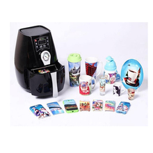 phone case ceramic mug plate heat printing press machine