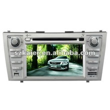 "7"" Auto DVD Player for Toyota Camry with 8CD Virtual and and Navigation"