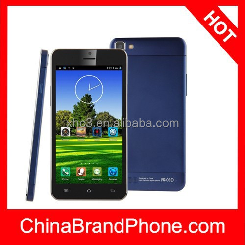 Mobile Haipai x3sw 4GB Blue, Android 4.2.2 MT6582 1.3GHz Quad Core, RAM: 1GB, 5.0 inch 3G Smart Phone