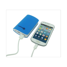 Promotional external power bank 7800mAh for Laptop with LED indicator
