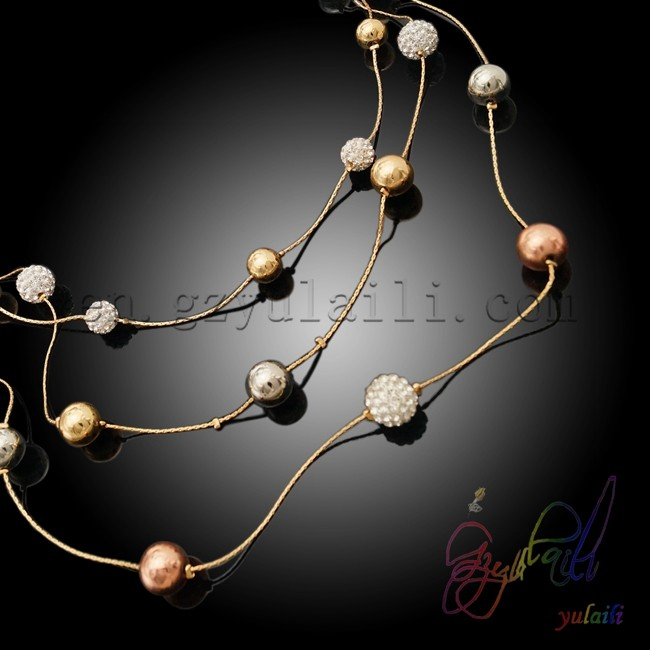 New products Gold rani haar designs photos Italian gold jewelry sets