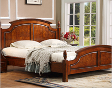 Top quality all solid wood bedroom furniture 0409-S-2050
