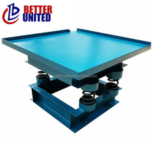 Better Group concrete table molds, outdoor concrete table, concrete table vibrator