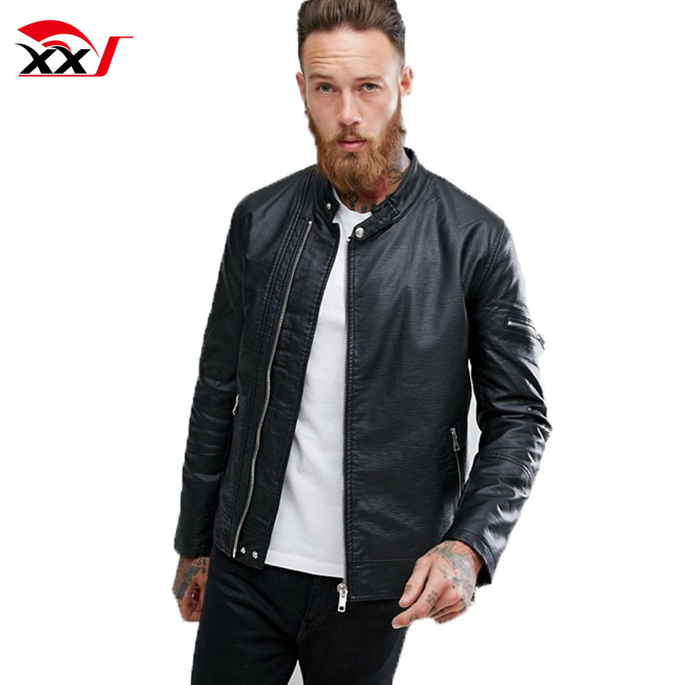 custom winter pakistan faux leather jackets for men fashion jacket motorcycle